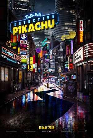 Detective Pikachu - Familie, Avontuur, Animatie Film