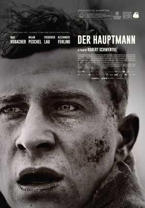 Der Hauptmann - Drama, Historische film