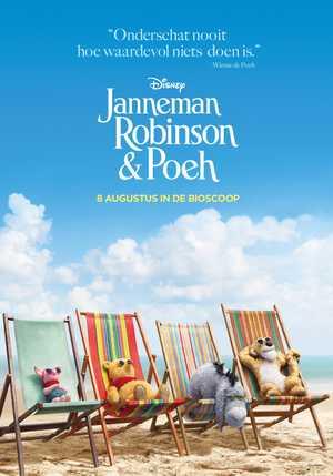 Janneman Robinson & Poeh - Familie, Komedie, Avontuur