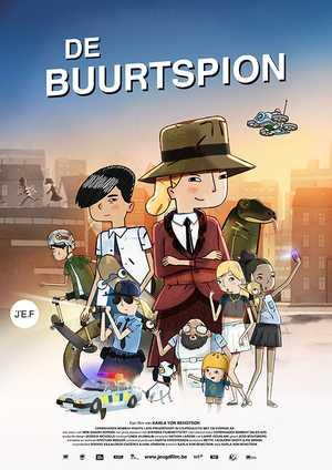 De Buurtspion - Animatie Film