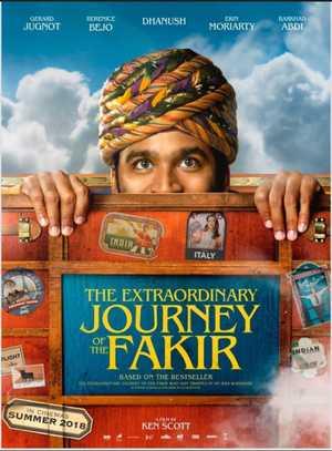L'Extraordinaire Voyage du Fakir - Komedie, Avontuur
