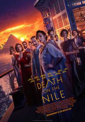 Death on the Nile - Politie, Drama