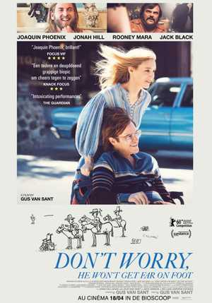 Don't Worry He Wont Get Far on Foot - Biografie
