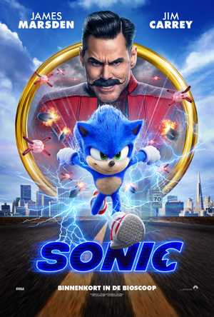 Sonic The Hedgedog - Familie, Avontuur, Animatie Film