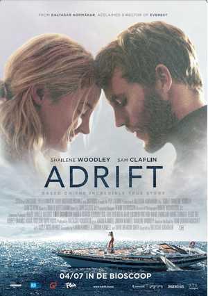 Adrift - Actie, Drama, Avontuur