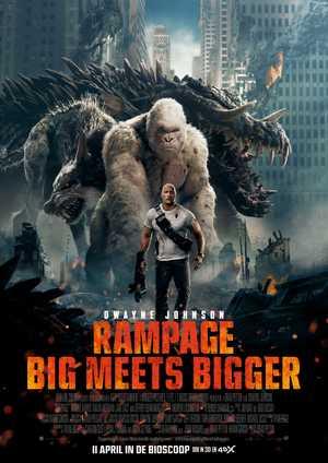 Rampage: Big Meets Bigger - Actie, Avontuur