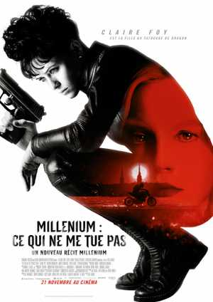 The Girl in the Spider's Web - Politie, Thriller, Drama