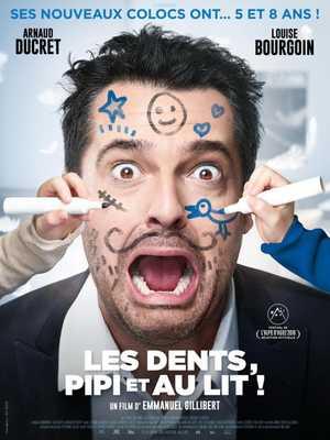 Les Dents, Pipi et au Lit - Komedie