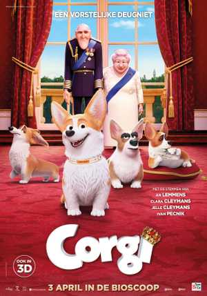Corgi - Animatie Film