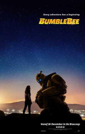 Bumblebee - Actie, Science-Fiction, Avontuur