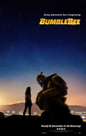 Bumblebee - Actie, Science-Fiction, Avontuur