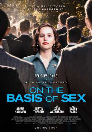 On the Basis of Sex - Biografie, Drama