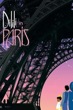 Dilili à Paris - Animatie Film