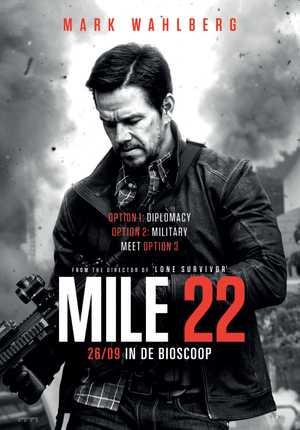 Mile 22 - Actie