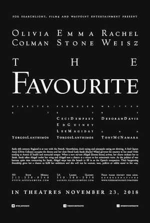The Favourite - Biografie, Historische film