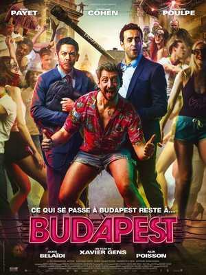 Budapest - Komedie