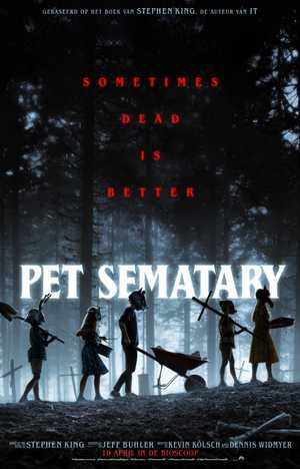 Pet Sematary - Horror