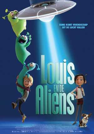 Louis & De Aliens - Animatie Film