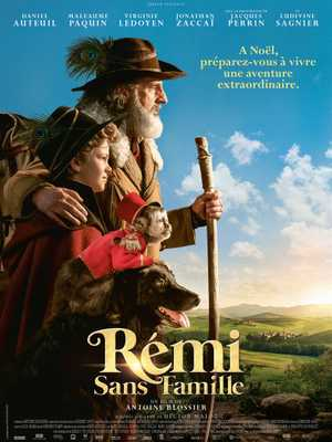 Rémi sans famille - Dramatische komedie