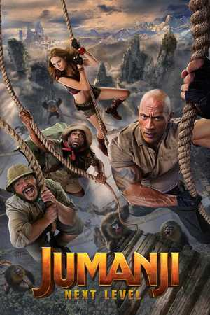 Jumanji 2 : The Next Level - Actie, Avontuur