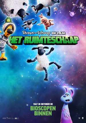 Shaun het Schaap De Film: Het Ruimteschaap - Animatie Film