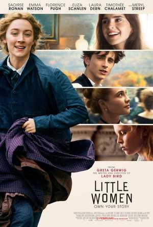 Little Women - Drama, Romantisch