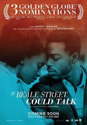 If Beale Street Could Talk - Drama, Romantisch