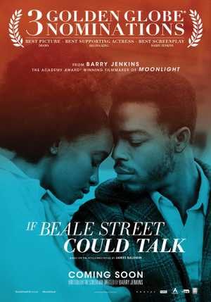 If Beale Street Could Talk - Drama, Romantisch