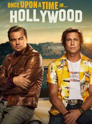 Once Upon a Time in Hollywood - Politie, Thriller, Drama