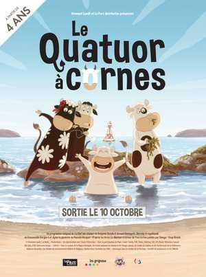Le Quatuor à Cornes - Animatie Film