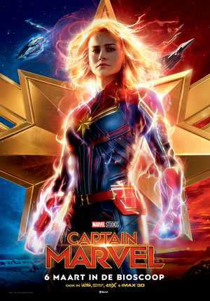 Captain Marvel - Actie, Fantasy