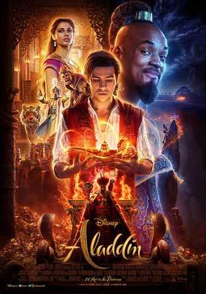 Aladdin - Familie, Fantasy, Avontuur