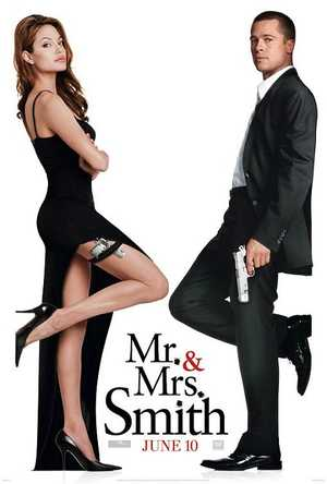 Mr. and Mrs. Smith - Actie, Thriller