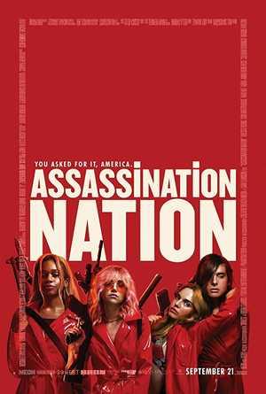 Assassination Nation - Politie, Drama, Komedie