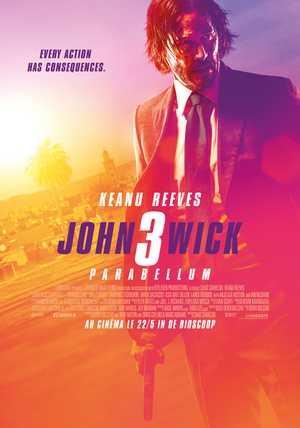 John Wick 3 : Parabellum - Actie, Politie, Thriller