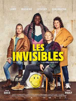 Les Invisibles - Komedie