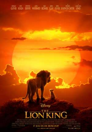 The Lion King - Avontuur, Animatie Film