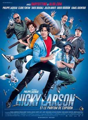 Nicky Larson - Politie, Komedie