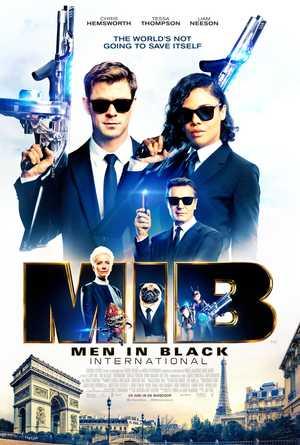 Men in Black International - Actie, Komedie