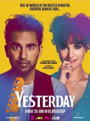 Yesterday - Komedie, Muziek