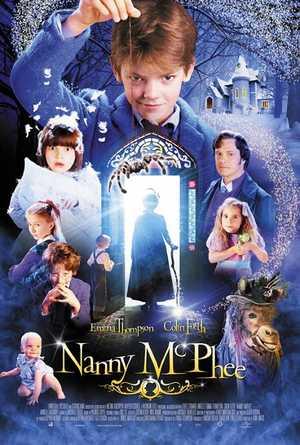 Nanny Mc Phee - Komedie
