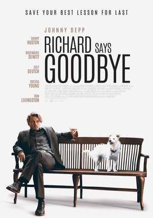Richard Says Goodbye - Drama, Komedie
