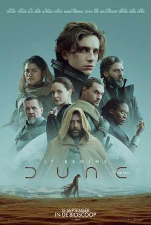 Dune - Science-Fiction, Drama, Avontuur