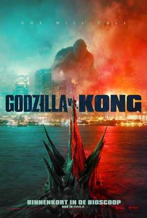 Godzilla vs Kong - Science-Fiction, Avontuur