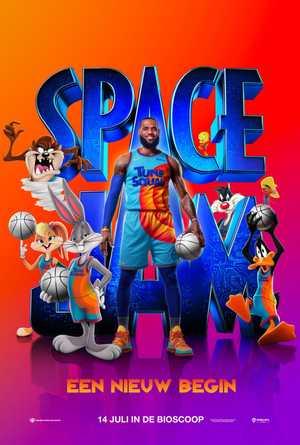 Space Jam : A New Legacy - Familie, Avontuur, Animatie Film