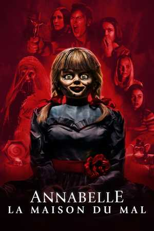 Annabelle Comes Home - Horror