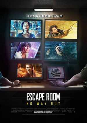 Escape room 2 - Thriller, Horror