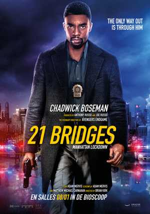 21 Bridges - Actie, Politie, Thriller