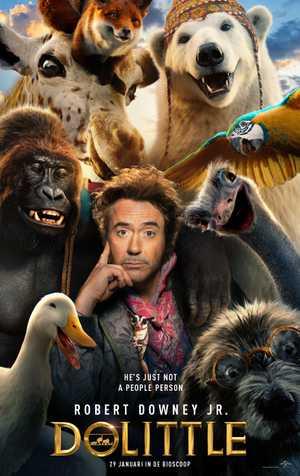 The Voyage of Dr.Dolittle - Komedie, Familie, Fantasy