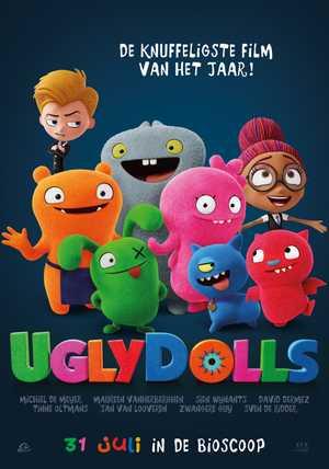 Uglydolls - Animatie Film